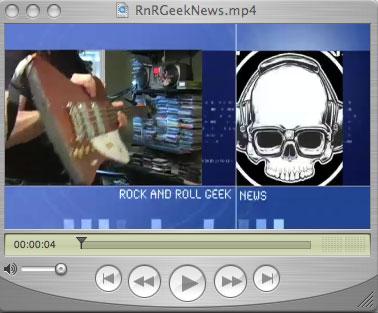 RnR Geek News